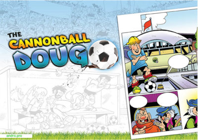 Cannonball Doug